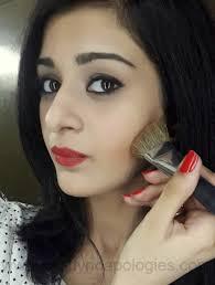 how to contour makeup tutorial step2