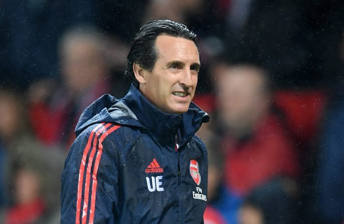 Image result for unai emery""
