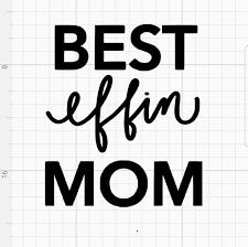Accessories Best Mom Mom Life Decal Window Sticker Vinyl Decal Poshmark