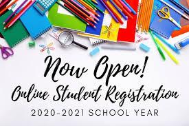 Student Registration / Student Registration