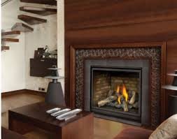 gas fireplace installation in angus