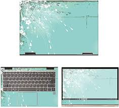 Amazon Com Decalrus Protective Decal Floral Skin Sticker For Lenovo Yoga 730 13 13 3 Screen Case Cover Wrap Leyoga730 13 78 Computers Accessories