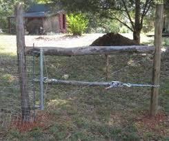 Progress On The Fence Farm Fence Fence Field Fence