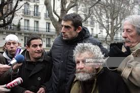 Augustin Legrand and Pascal Oumakhlouf , activists of French... News Photo  - Getty Images