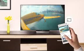 Hệ điều hành của Tivi Sony