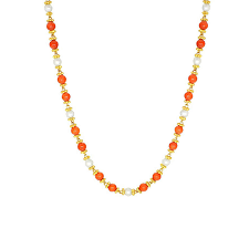gold necklace designs in 16 grams