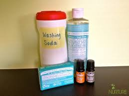 dish soap with simple non toxic ings