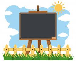Premium Vector Blackboard With Space Theme