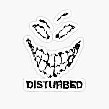 Disturbed Stickers Redbubble