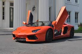 learn after driving a lamborghini