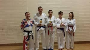 Auchinleck tae kwon do club scored big at the British Championships in  Derby | Cumnock Chronicle