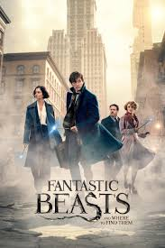 Fantastic Beasts and Where to Find Them (2016) - DVD PLANET STORE