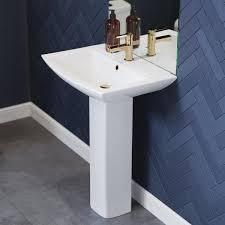 swiss madison sublime pedestal bathroom