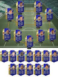FIFA 20 - News - Serie A TOTS Predictions