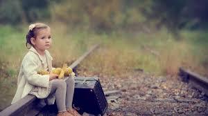 صور خلفيات للاطفال عن الانتظار Kids Pics صور حزينة Sad Images