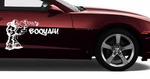 Custom Car Oueche Pelo Decals Dezign With A Z