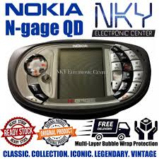 Nokia Ngage QD (Gaming Phone ...