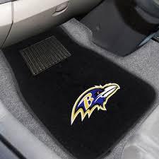 Official Baltimore Ravens Car Accessories Ravens Decals Baltimore Ravens Car Seat Covers Nflshop Com