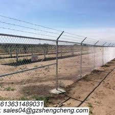 fencing metal garden mesh sieve chain