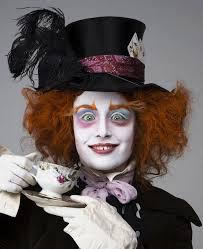 mad hatter makeup for halloween