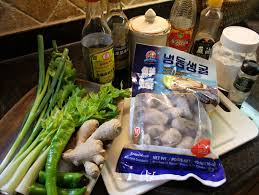 Oysters with Ginger and Green Onions ...