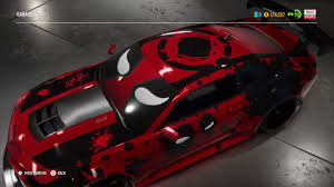 Need For Speed Payback Deadpool Wrap For Your Camaro Youtube