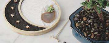 diy mini zen garden to help you relax