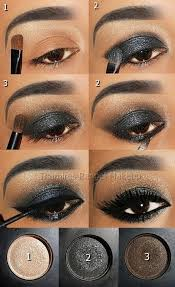 makeup tutorial see here all the