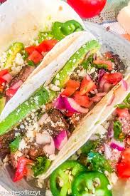 steak tacos recipe easy mexican dinner