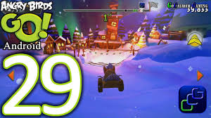 Angry Birds GO Android Walkthrough - Part 29 - NEW Update Sub Zero ...