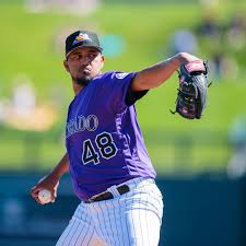 Rockies, German Marquez in agreement on long-term extension, per ...