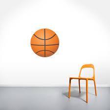 Shop Printed Basketball Wall Decal On Sale Overstock 10670674