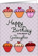 family birthday cards for goddaughter from greeting card universe