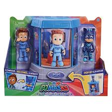 PJ Masks Transforming Figures Playset - Catboy | Toys & Character | George  at ASDA