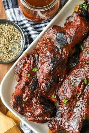 bbq country style ribs oven baked