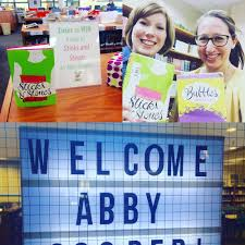 IN-PERSON VISITS — Abby Cooper