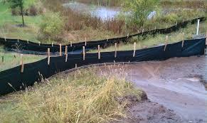 Minnesota Silt Fence Installation Contractors Minneapolis Erosion Control Specialists