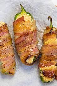 cand bacon wrapped jalapeno poppers