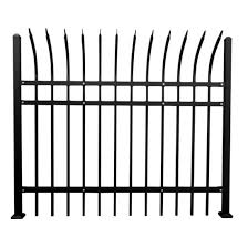 China Steel Fence Posts For Sale China Pool Fencing Cast Iron Fence