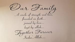 family quote prayer together forever stock image image of