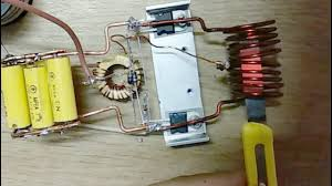 diy how to make induction heater at