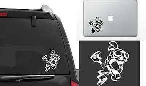 Splatoon Inkling Boy Vinyl Decal Window Laptop Sticker Die Cut Ebay