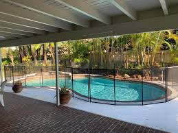 Looking Safe Miami Poolfence Baby Guard Pool Fence Miami Florida Facebook
