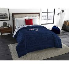 nfl new england patriots bedding set twin