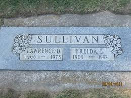 Lawrence Daniel Sullivan (1906-1978) - Find A Grave Memorial