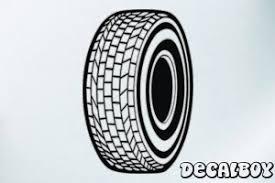 Tires Rims Wheels Decals Stickers Decalboy