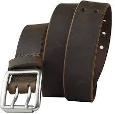 double g leather belts for men