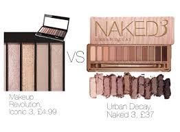 urban decay vs makeup revolution