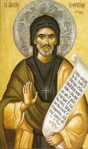 Church Fathers, Day Fifty-Eight: St. Ephrem tells us to let ...