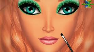 doll makeup salon s games android
